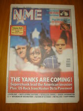 NME 1992 MAY 2 METALLICA THE CURE SENSELESS THINGS L7