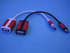 Type C USB-C 3.1 TO USB A OTG TPE Data Sync Adapter Cable Cord For Oneplus 2 3