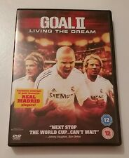 Goal II Living The Dream Goal 2 - Region 2 - Very Good Condition - DVD - Tested