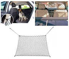 Rete divisoria elastica per auto per trasporto cani e animali domestici