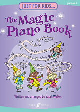 Just For Kids... The Magic Piano Children Piano Solo Beginner FABER Music BOOK
