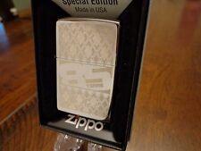 ZIPPO 85TH ANNIVERSARY EDITION ZIPPO LIGHTER MINT IN BOX 2017