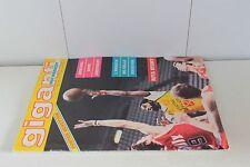 rivista GIGANTI DEL BASKET 1982 numero 4 CON INSERTO