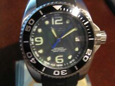 Invicta Men's model 0490 PRO DIVER 21 jewels Coin-Edge Automatic Watch