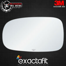 NEW DRIVER'S LH SIDE REPLACEMENT MIRROR GLASS LENS 2003-2011 SAAB 95 93 9-5 9-3