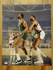 BILL RUSSELL JSA CERTIFIED AUTHENTIC SIGNED 16X20 PHOTO AUTOGRAPHED #K24749