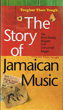 Story of Jamaican Music-Tougher than tough Various Artists 4 CD Longbox OOP