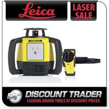 Leica Rugby 610 Professional Rotating Laser - LG6008612