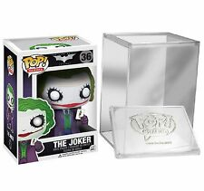Funko Pop: Heroes: The Dark Knight - The Joker Figure + FUNKO PROTECTIVE CASE