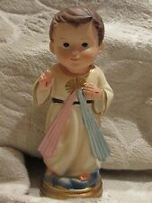 "5"" Resin The Divine Mercy A For Goodness Saints Child Statue"