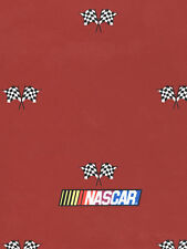 Nascar Checkered Flag On Red Sports Wallpaper SK6397