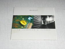 GERARD MANSET MAXI CD PROMO FRANCE 4 TITRES