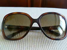 New  VALENTINO SUNGLASSES V637S 216 Brown Made in italy