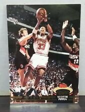 Scottie Pippen 92-93 Stadium Club #367