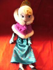 "DISNEY Store Ufficiale Frozen Anna Bambola morbida 22"""