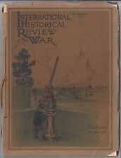 International Historical Review of the Great European War of 1914 [1914] ILLUS.