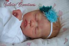 Reborn Baby Doll Lifelike Realistic Vinyl doll kit Mia *Phil Donnelly Babies*