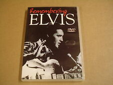 MUSIC DVD / ELVIS PRESLEY - REMEMBERING ELVIS