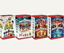 Mighty Morphin Power Rangers: The Complete DVD  Seasons 1-17 (88 Discs)