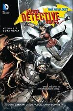 Batman in Detective Comics Vol 5: Gothtopia by Layman, Fabok & Lopresti HC 2014