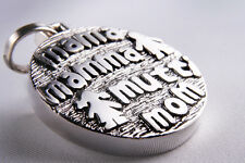 Mom pendant  100%  silver .925 Mexico Free ship to US and PR