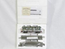 Thomas Kinkade Christmas Express Train Xmas Observation Car NEW COA 79594