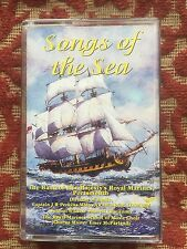 songs of the sea ! band of her majesty's royal marines portsmouth