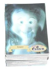Casper the Movie Fleer 1995 Complete 119 card set (not ultra)