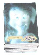Casper the Movie Fleer 1995 Complete 119 card set (not ultra)