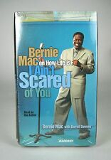 NEW I Ain't Scared of You Bernie Mac on How Life Is by Darrell Dawsey Cassettes