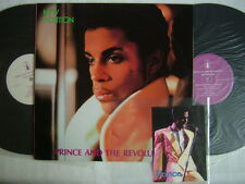 PRINCE NEW POSITION / 2LP WITH POST CARD