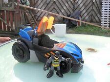 Fisher Price Imaginext Dc Super Amigos Batimóvil/Luz Y Sonido Con Batman #2