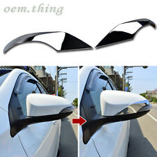 TOYOTA Camry PRIUS C Yaris Hatchback Corolla AURIS 5DR Side Mirror Cover Chrome