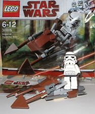 Lego 30005 Star Wars Storm Trooper mit Kampfgleiter OVP