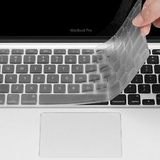 "Utra Thin Clear TPU Keyboard Cover Skin for Macbook Air Pro/Retina 13"" 15.4 Inch"
