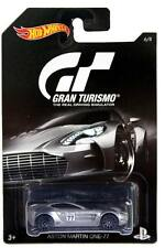 2016 Hot Wheels Gran Turismo #6 Aston Martin One-77