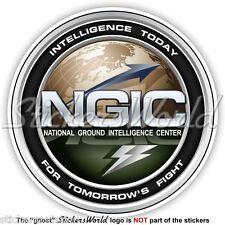 US ARMY National Ground Intelligence Center NGIC Seal USA United States Sticker
