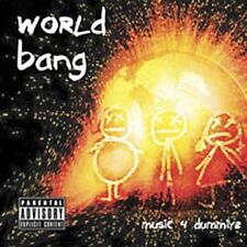 CD World Bang Music for Dummiyz Explicit Lyrics