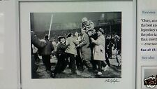 Neil Leifer, Golden Age of American Football.  With/Alan Ameche 1958 PRINT NEW.