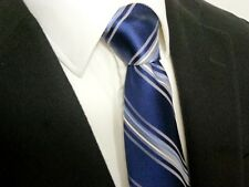 Bloomingdales 100% Silk Gorgeous Woven Tie Luxury
