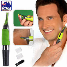 Electronic Shavers Nose Neck Eyebrow Hair Beard Trimmer Shaver Shave HTTRI9534