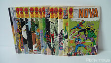 ►►►► MARVEL COMICS / Lot de 15 Magazines Nova [Version FR]