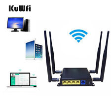 300Mbps OpenWRT Wifi Router 3G/4G SIM Card Car Router 4*5dBi Antenna Strong Wifi