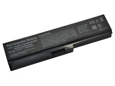New 6 Cells PA3817U-1BRS PABAS228 Battery for Toshiba Satellite C655 L735 L775D