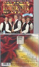 CD--KASTELRUTHER SPATZEN - - -- DAS BESTE DER KASTELRUTHER SPATZEN VOL. 2