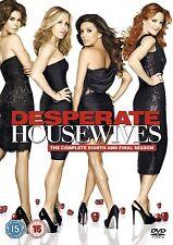 Desperate Housewives - Complete Series Season 8 DVD Teri Hatcher, Marcia Cross