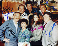 CHEERS CAST AUTOGRAPH SIGNED PP PHOTO POSTER 2
