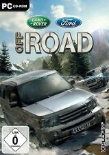 Land rover terrain off road-rally jeu pour pc NEUF/OVP
