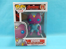 Funko POP! Vision Marvel Avengers Age of Ultron #71 Vinyl Bobble-Head