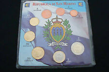 Divisional Complete San Marino 2014 Series Complete 8 pieces all 2014 Very rare